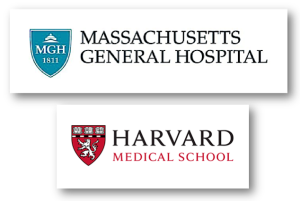 loghi MGH e HARVARD medical School