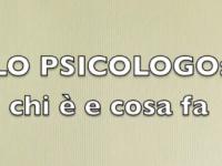 lo psicologo chi è e cosa fa