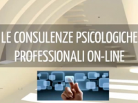 Le consulenze psicologiche online