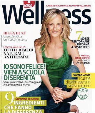 intervista alla rivista Donna Moderna | Centro Benessere ...