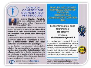 CORSO ONLINE COMPOSIZIONE CORPOREA BIA PER PSIC FACEBOOK