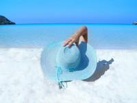 cappello estate spiaggia