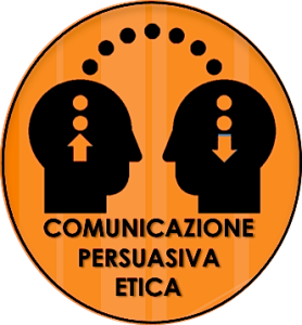 logo CORSO COMUNICAZIONE PERSUASIVA ETICA